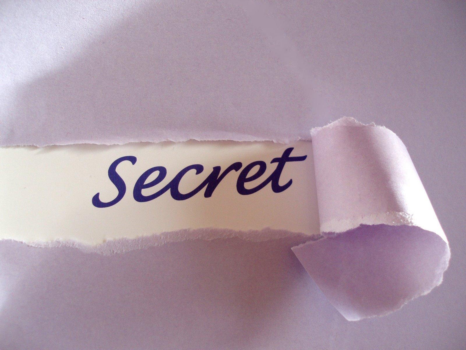 Image result for secrets